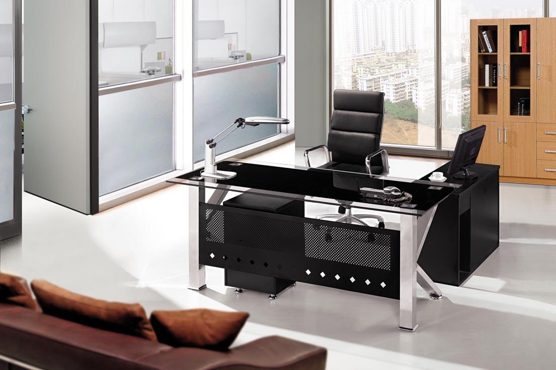 东莞办公家具玻璃台