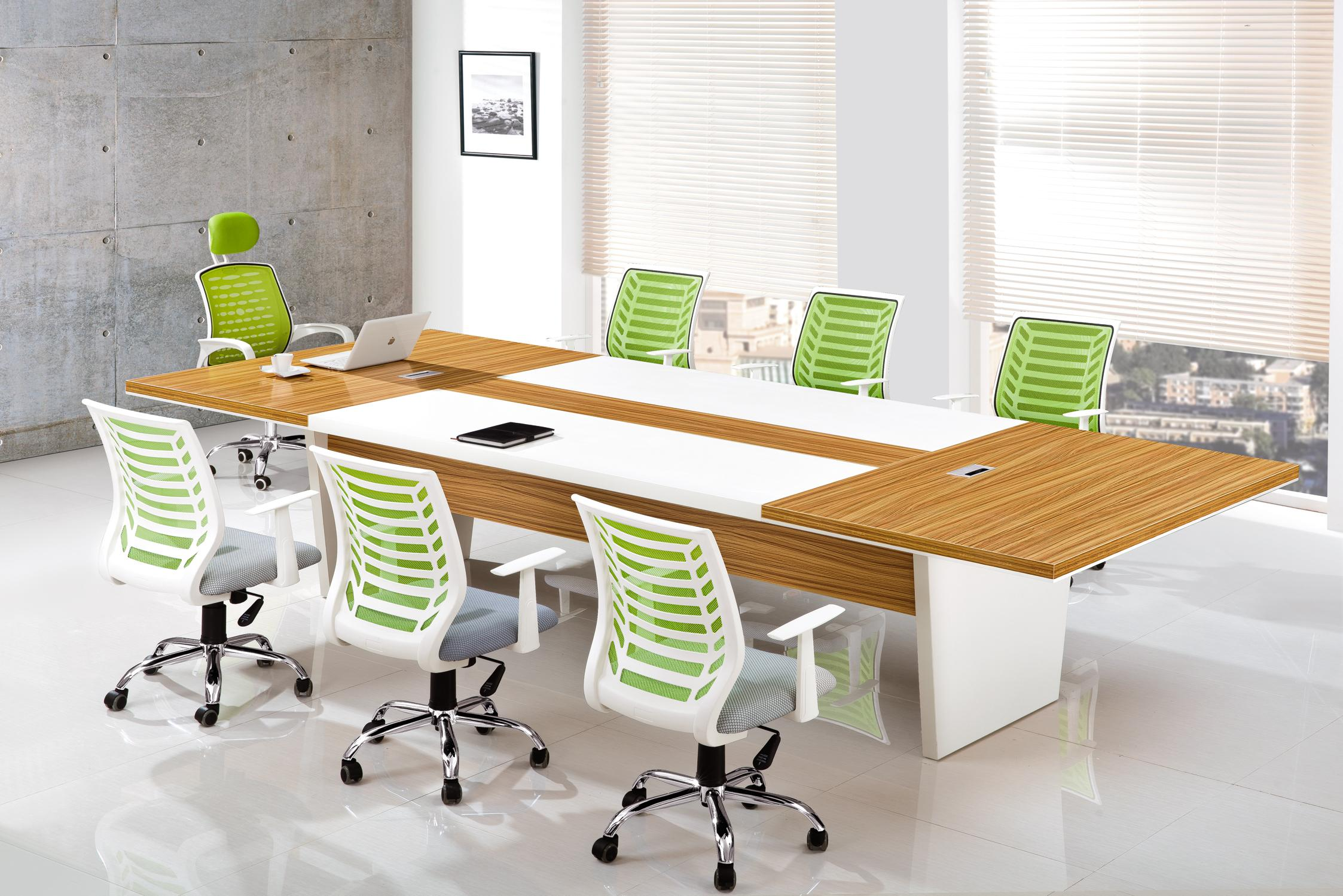 东莞厚街森旺家具厂家建议:购买会议桌有哪些注意?