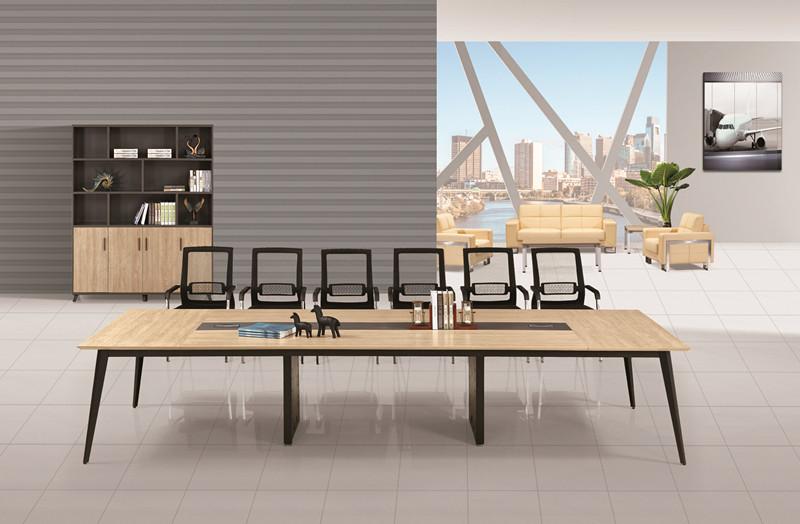 东莞万江森旺家具浅谈指接板工艺在办公家具中的环保作用!